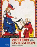 Western Civilization  Volume A  To 1500 Book