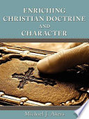 Enriching Christian Doctrine And Character