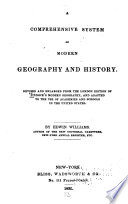 A Comprehensive System Of Modern Geography And History
