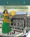 Ancient Greece Entertainment Book