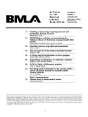 Bulletin Of The Medical Library Association Book PDF