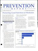 Prevention Report