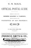 U S Mail Official Postal Guide