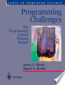 Programming Challenges Pdf/ePub eBook
