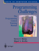Pdf Programming Challenges