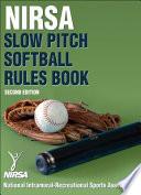 NIRSA Slow Pitch Softball Rules Book