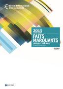 Pdf Faits marquants du Forum International des Transports 2013 Financer les transports : Résumé des sessions Telecharger