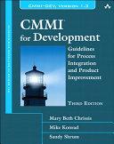 Pdf CMMI for Development Telecharger