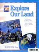 Explore Our Land   Grade 4