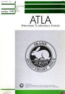 Alternatives to Laboratory Animals