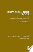 Dirt Rich  Dirt Poor