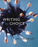 Writing by Choice