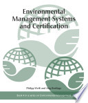 Environmental Management Systems and Certification