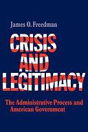 Crisis And Legitimacy