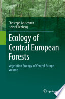 Ecology of Central European Forests