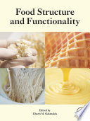 Food Structure and Functionality Book