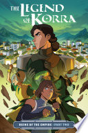 The Legend of Korra  Ruins of the Empire Part Two Book