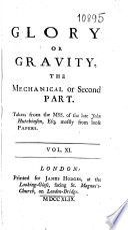 Glory Or Gravity