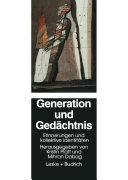 Generation und Gedächtnis [Pdf/ePub] eBook