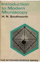 Introduction to Modern Microscopy