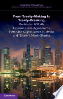 From Treaty Making to Treaty Breaking Book