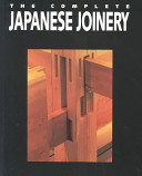 The Complete Japanese Joinery