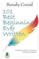 101 Best Beginnings Ever Written PDF