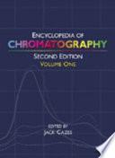 Encyclopedia of Chromatography Book