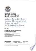 United States Great Lakes Pilot