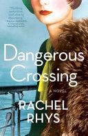 Dangerous Crossing Book