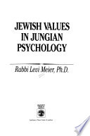 Jewish values in Jungian psychology