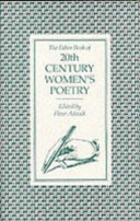 The Faber Book of 20th Century Women's Poetry