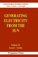 Generating Electricity from the Sun