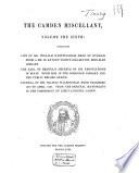 Camden Miscellany