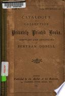Catalogue Of