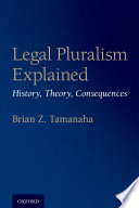 Legal Pluralism Explained
