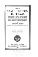 With Sam Houston in Texas Book PDF