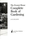 The Everest House Complete Book of Gardening