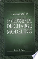 Fundamentals of Environmental Discharge Modeling