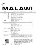 This is Malawi Book PDF