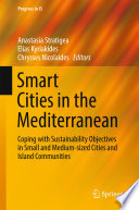 Smart Cities In The Mediterranean Book PDF