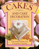 Cakes & Cake Decoration