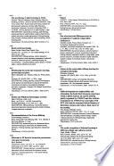 Lifelong Learning/education Bibliography  , Edição 64