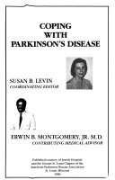 Coping with Parkinson s Disease Book