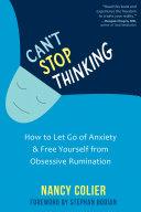 Can't Stop Thinking [Pdf/ePub] eBook