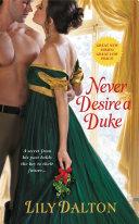 Never Desire a Duke Pdf