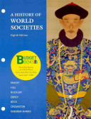 A History of World Societies  Sources of World Societies Volume 1 and Volume 2   Rand McNally Historical Atlas of the World