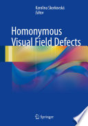 Homonymous Visual Field Defects