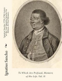 Ignatius Sancho  1729 1780 Letters of the Late Ignatius Sancho  an African  in Two Volumes