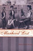 Manhood Lost